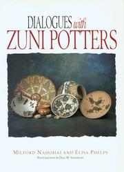 Dialogues with Zuni potters by Milford Nahohai