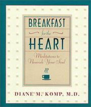 Cover of: Breakfast for the heart | Diane M. Komp