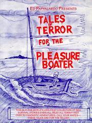 Cover of: Tales of Terror for the Pleasure Boater | Ed Paappalardo