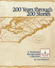 Cover of: 200 years through 200 stories