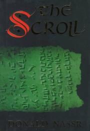 Cover of: scroll | Donald Nassr