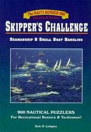Cover of: Skipper