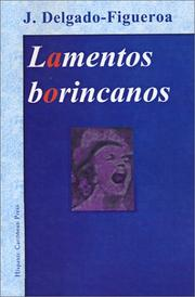 Cover of: Lamentos borincanos