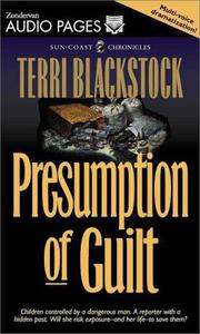 Cover of: Presumption of Guilt (Suncoast Chronicles Series #4)