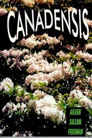 Cover of: Canadensis