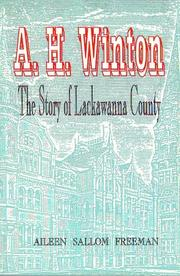 Cover of: A.H. Winton