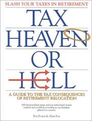 Cover of: Tax heaven or hell