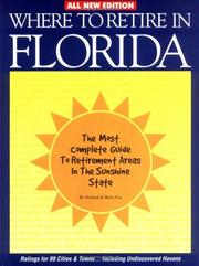 Cover of: Where To Retire In Florida