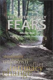 Cover of: The seven deadly fears | Edward Bear