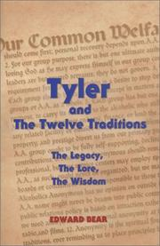 Cover of: Tyler and the Twelve Traditions