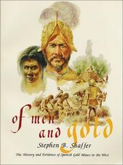 Cover of: Of Men and Gold