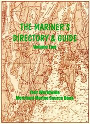 Cover of: Mariner's directory & guide