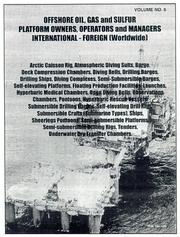 Cover of: Offshore oil platform & support vessels, foreign