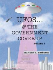 Cover of: UFOs--  & the government coverup