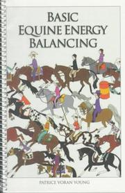 Cover of: Basic Equine Energy Balancing