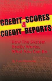 Cover of: Credit Scores & Credit Reports | Evan Hendricks