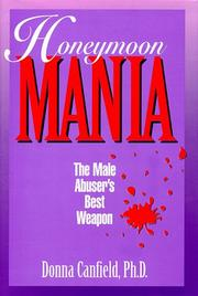 Cover of: Honeymoon mania