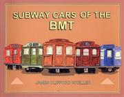 Cover of: Subway cars of the BMT | James C. Greller