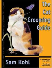 Cover of: Cat grooming guide
