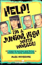 Cover of: Help! I'm a Junior High Youth Worker
