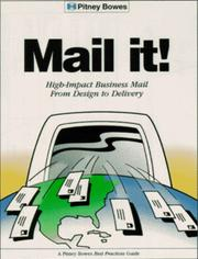 Cover of: Mail it!