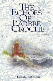 Cover of: The echoes of L'Arbre Croche