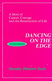 Cover of: Dancing on the edge
