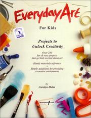 Cover of: Everyday Art for Kids