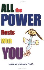 Cover of: All the power rests with you