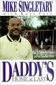 Cover of: Daddy