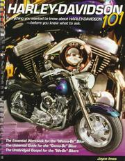 Cover of: Harley-Davidson 101