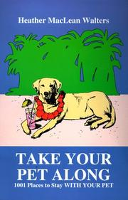 Cover of: Take Your Pet Along