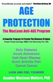 Cover of: Age Protection
