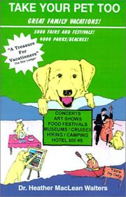 Cover of: Take Your Pet Too 2000