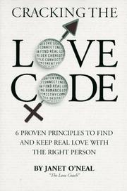 Cover of: Cracking the love code | Janet O