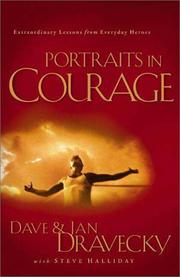 Cover of: Portraits in courage