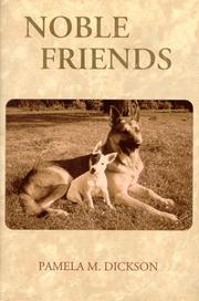 Cover of: Noble friends