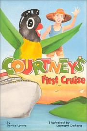 Cover of: Courtney's first cruise