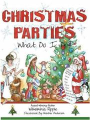 Cover of: Christmas parties