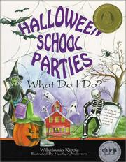 Cover of: Halloween school parties