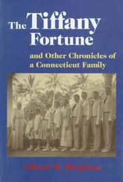 Cover of: The Tiffany fortune