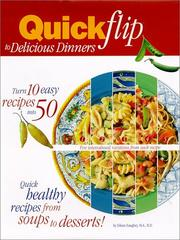 Cover of: Quickflip to Delicious Dinners | Eileen Faughey