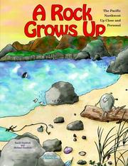 Cover of: A rock grows up