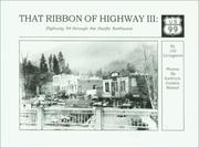 Cover of: That ribbon of highway III | Jill Livingston