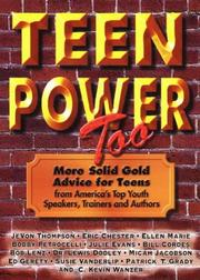 Cover of: Teen Power Too