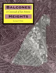 Cover of: Balcones Heights