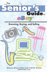 Cover of: The senior's guide to eBay