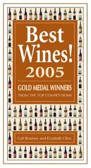 Cover of: Best Wines! 2005 | Gail Bradney
