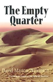 Cover of: The empty quarter