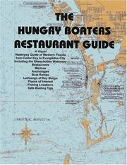 The Hungry Boaters Restaurant Guide by Louis Tserhardt, Tserhardt Louis, Patricia Tserhardt